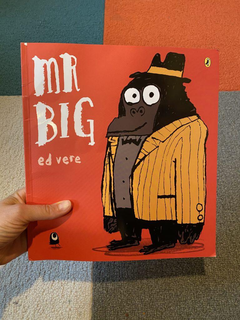 Mr. Big by Ed Vere